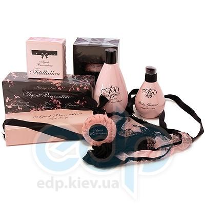 Agent Provocateur -  Набор (парфюмированная вода 100 + лосьон-молочко для тела 200 + гель для душа 400 + 3x100 мыло + 3x30 массажное масло + 2x10 бальзам для губ + белье)