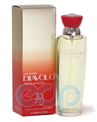Antonio Banderas Diavolo Donna - туалетная вода - 100 ml