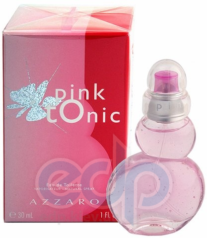 Azzaro Pink Tonic - туалетная вода - 50 ml