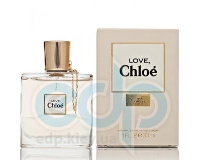 Chloe Love Eau Florale - туалетная вода - 30ml