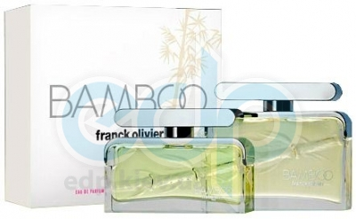 Franck Olivier Bamboo For Women - парфюмированная вода - 75ml TESTER
