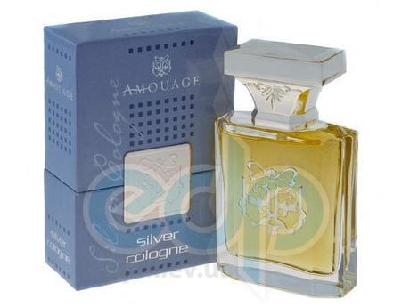 Amouage Silver Cologne - одеколон - 50 ml