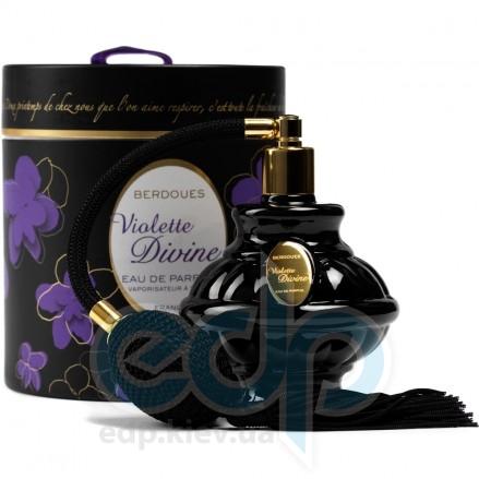 Berdoues Violette Divine For Women - парфюмированная вода - 80 ml