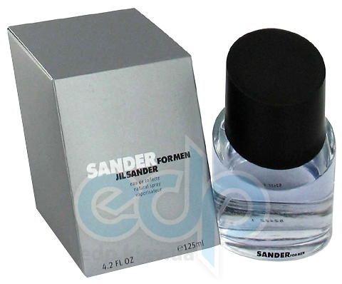 Jil Sander Sander for men - туалетная вода - 40 ml