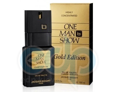 Bogart One Man Show Gold Edition - туалетная вода - 100 ml