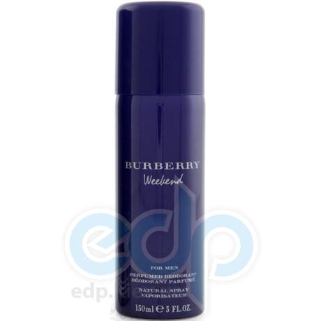 Burberry Weekend for men -  дезодорант - 150 ml
