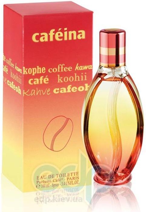 Cafe-Cafe Cafeina - туалетная вода - 50 ml