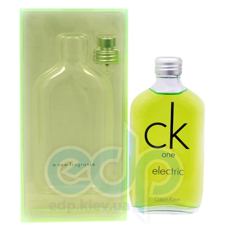 Calvin Klein One Electric - туалетная вода - 100 ml