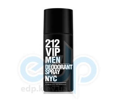 Carolina Herrera 212 VIP Men -  дезодорант - 150 ml