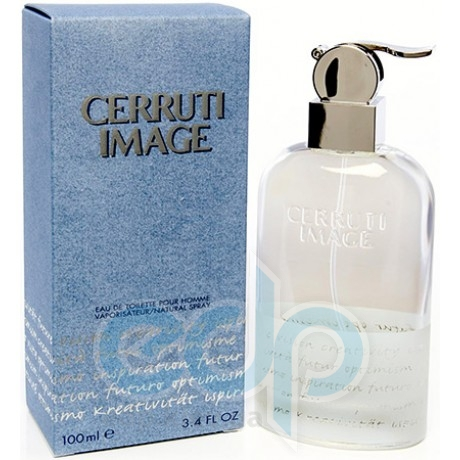 Cerruti Image pour homme -  Набор (туалетная вода 50 + гель для душа 50 + дезодорант 50)