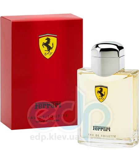 Ferrari Red Man - туалетная вода - 75 ml