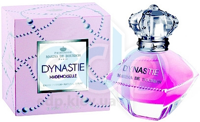 Marina de Bourbon Dynastie Mademoiselle - парфюмированная вода -  mini 7,5 ml