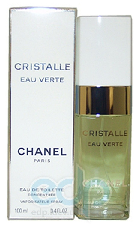 Chanel Cristalle Eau Verte - туалетная вода -  пробник (виалка) 2 ml (концентрированная)