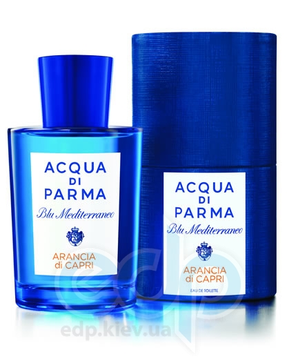 Acqua di Parma Blu Mediterraneo Arancia di Capri - туалетная вода - 150ml TESTER