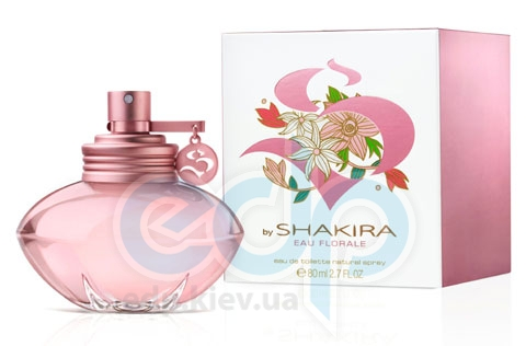 Shakira S by Eau Florale - туалетная вода - 80 ml