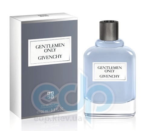 Givenchy Gentlemen Only - лосьон после бритья - 100 ml
