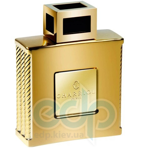 Charriol Royal Gold - туалетная вода - 100 ml TESTER