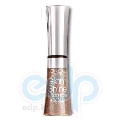 Блеск для губ увлажняющий L'Oreal - Glam Shine Diamant №170 Песочный алмаз - 6 ml