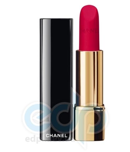 Помада для губ сияющая и матовая Chanel - Rouge Allure Velvet №38 La Fascinante  - 3.5g