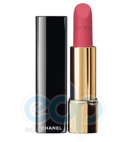 Помада для губ сияющая и матовая Chanel - Rouge Allure Velvet №34 Lа Raffinee - 3.5g