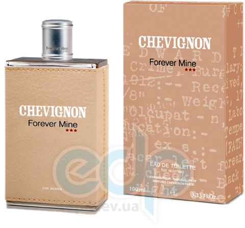 Chevignon Forever Mine Women - туалетная вода -  пробник (виалка) 1.5 ml