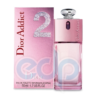 Christian Dior Addict 2 - туалетная вода - 20 ml