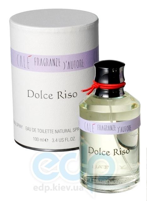 Cale Fragranze d'Autore Dolce Riso - туалетная вода - 100 ml