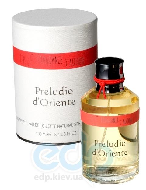 Cale Fragranze d'Autore Preludio d`Oriente - туалетная вода - 100 ml