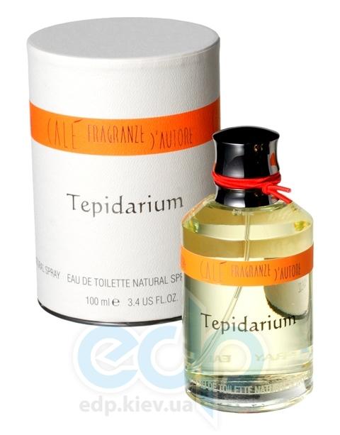 Cale Fragranze d'Autore Tepidarium - туалетная вода - 100 ml