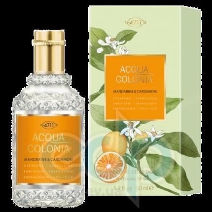 Acqua Colonia 4711 Mandarine & Cardamom (мандарин и кардамон) - одеколон - 170 ml