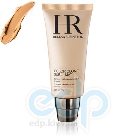 Крем тональный для создания идеального матового цвета лица Helena Rubinstein - Color Clone Subli - Mat SPF 12 №23 Beige Biscuit - 30 ml