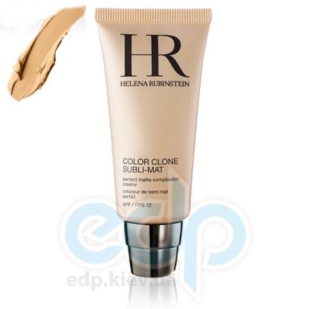 Крем тональный для создания идеального матового цвета лица Helena Rubinstein - Color Clone Subli - Mat SPF 12 №23 Beige Natural - 30 ml
