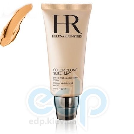 Крем тональный для создания идеального матового цвета лица Helena Rubinstein - Color Clone Subli - Mat SPF 12 №24 Gold Caramel - 30 ml