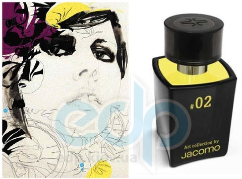 Jacomo Art Collection 02 - парфюмированная вода - 100 ml TESTER