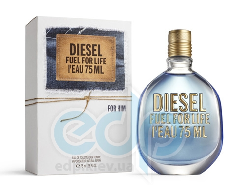 Diesel Fuel For Life LEau - туалетная вода - 75 ml