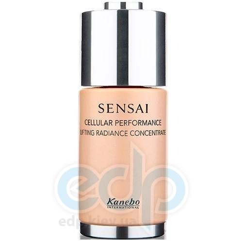 Kanebo Концентрат лифтинговый для лица - Cellular Performance Lifting Radiance Concentrate - 40 ml TESTER