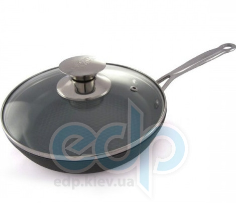 Lessner - Сковорода с крышкой Ceramic Line диаметр 20 см (арт. ЛС88335-20)