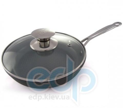 Lessner - Сковорода с крышкой Ceramik Line диаметр 22 см (арт. ЛС88335-22)