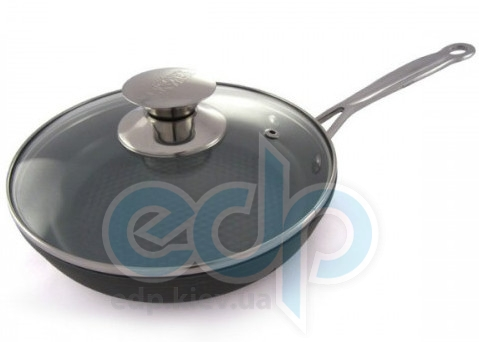 Lessner - Сковорода с крышкой Ceramik Line диаметр 26 см (арт. ЛС88335-26)