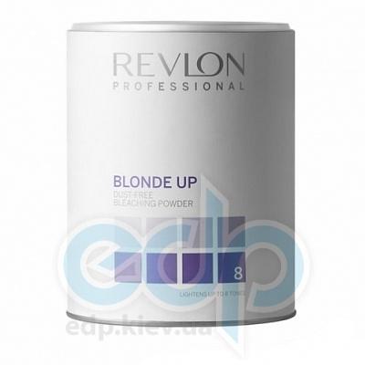 Revlon Professional Blonde Up Gentle Powder Sashe - Обесцвечивающий порошок для всех техник осветления (сила осветления до 8 тонов) - 500 g