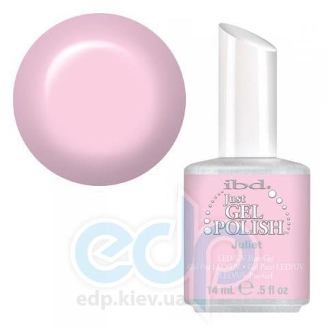 ibd - Just Gel Polish - Juliet Светло-розовый пастельный, глянец. №547 - 14 ml