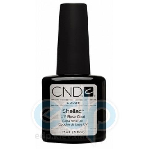 CND Shellac - Base Coat Гель-лак Базовое покрытие - 12.5 ml