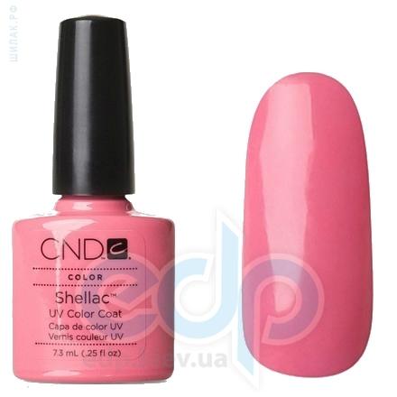 CND Shellac - Gotcha Гель-лак светло-розовый, эмаль №522 - 7.3 ml