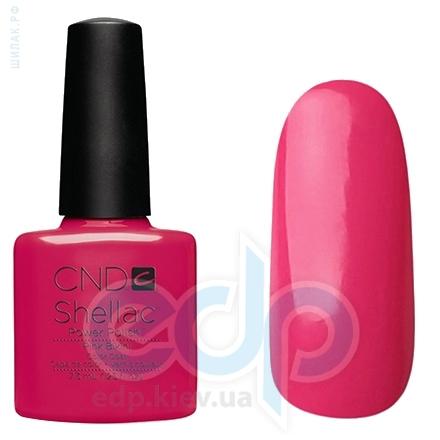 CND Shellac - Pink Bikini Гель-лак ярко-розовый, эмаль № 944 - 7.3 ml