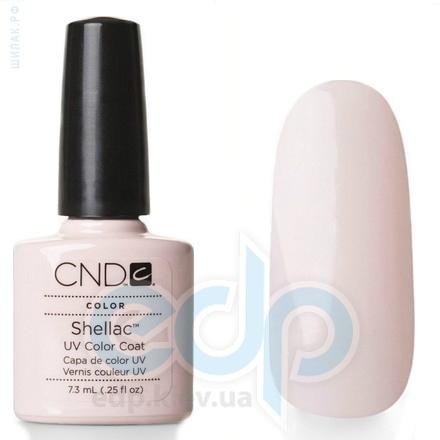 CND Shellac - Romantique Гель-лак молочно-розовый, полупрозрачный матовый №504 - 7.3 ml