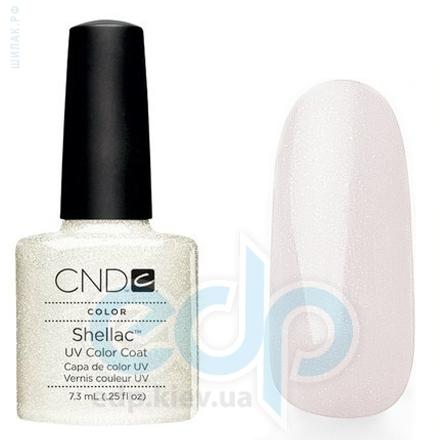 CCND Shellac - Vip Silver прозрачный, с серебристым микроблеском №535 - 7.3 ml