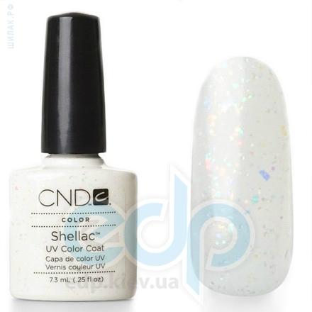 CND Shellac - Zillionaire Гель-лак прозрачное покрытие с крупными блестками - 7.3 ml