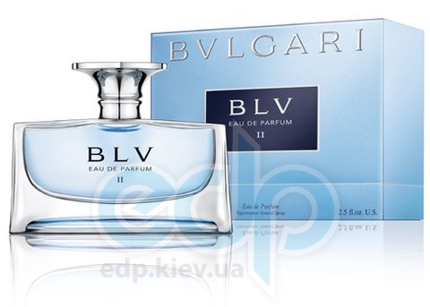 Bvlgari BLV Eau de Parfum II - парфюмированная вода - 50 ml