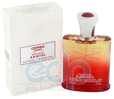 Creed Original Santal - туалетная вода -  пробник (виалка) 2 ml