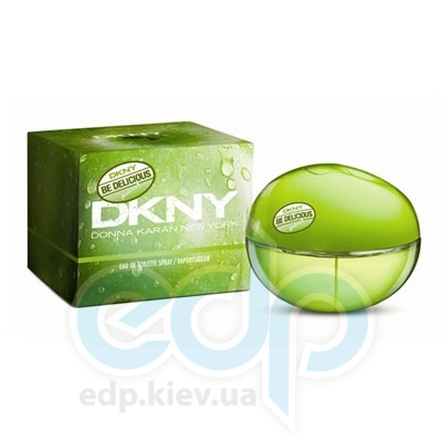 Donna Karan DKNY Be Delicious Juiced Green - туалетная вода - 50 ml